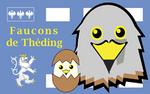 logo Les Faucons de Théding