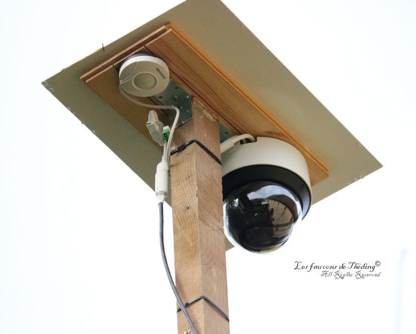 La nouvelle caméra extérieure (#2)