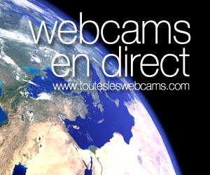 Toutes les webcams en direct